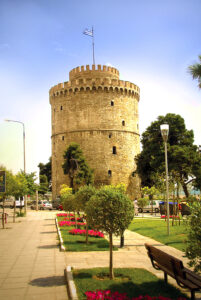 thessaloniki - lefkos - pirgos - pieria rent a car
