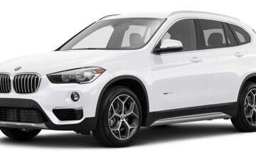 Κράτηση BMW X1
