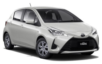 Buchen Toyota Yaris 1000cc