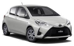 Toyota Yaris 1000cc